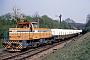 "MaK 1000819 - VKP ""V 154"" 20.04.1990 - Kiel-GaardenTomke Scheel"