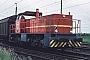 """MaK 1000819 - VGD """"DELRATH"""" 22.05.1997 - Dormagen-NievenheimAleksandra Lippert"""