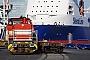 MaK 1000829 - Seehafen Kiel 25.02.2011 - Kiel, SchwedenkaiBerthold Hertzfeldt