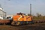 MaK 1000829 - northrail 23.11.2014 - Hürth-KalscheurenWerner Schwan