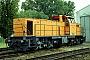 MaK 1000831 - BLE 30.06.2001 - Moers, Vossloh Locomotives GmbH, Service-ZentrumPatrick Böttger