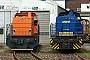"""MaK 1000832 - KSW """"41"""" 22.01.2009 - Moers, Vossloh Locomotives GmbH, Service-ZentrumAlexander Leroy"""