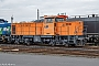 "MaK 1000832 - NOBEG ""98 80 0272 008-0 D-NOBEG"" 26.12.2020 - Moers, Vossloh Locomotives GmbH, Service-ZentrumRolf Alberts"
