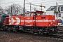 "MaK 1000833 - RheinCargo ""DE 71"" 13.02.2016 - Köln, Bahnhof WestPatrick Böttger"