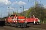 "MaK 1000835 - RheinCargo ""DE 93"" 27.03.2014 - Köln, Bahnhof WestWerner Schwan"