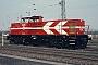 "MaK 1000835 - KBE ""DE 83"" 03.04.1987 - Nienburg (Weser)Ulrich Völz"