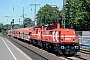 """MaK 1000835 - RheinCargo """"DE 93"""" 20.07.2016 - Köln, Bahnhof SüdAndré Grouillet"""