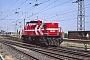"""MaK 1000836 - KBE """"DE 84"""" 20.07.1990 - FischenichGunnar Meisner"""
