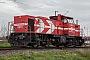 """MaK 1000836 - RheinCargo """"DE 74"""" 03.04.2014 - Dormagen-NievenheimPatrick Böttger"""
