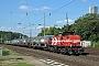 "MaK 1000837 - RheinCargo ""DE 75"" 18.07.2014 - Köln, Bahnhof WestAndré Grouillet"