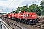 "MaK 1000838 - RheinCargo ""DE 91"" 30.07.2015 - Köln, Bahnhof WestWolfgang Mauser"