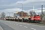 "MaK 1000839 - RheinCargo ""DE 76"" 27.12.2013 - Köln-NiehlFrank Glaubitz"