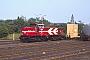 "MaK 1000840 - KFBE ""DE 93"" 20.07.1990 - Köln-Niehl, GüterbahnhofGunnar Meisner"