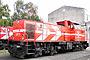 """MaK 1000840 - HGK """"DE 73"""" 22.07.2004 - Brühl-Vochem, HGK BetriebshofFerenc Neumann"""