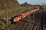 """MaK 1000841 - RheinCargo """"DE 94"""" 10.12.2015 - Köln, Bahnhof WestChristian Zell"""