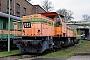 "MaK 1000843 - RAG ""661"" 06.04.2004 - Gladbeck-West, RAG BetriebshofAlexander Leroy"