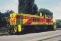 """MaK 1000858 - EH """"525"""" __.09.1993 - Moers, Krupp Verkehrstechnik GmbH, Werkstatt MoersRolf Alberts"""