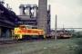 """MaK 1000861 - EH """"528"""" 02.05.1992 - Duisburg-Meiderich, Altes EisenwerkPatrick Paulsen"""