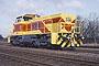 "MaK 1000861 - EH ""528"" 20.02.1992 - Neuwittenbek, BahnhofThomas Gottschewsky"