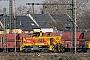 """MaK 1000864 - TKSE """"533"""" 22.03.2019 - Oberhausen, Rangierbahnhof WestIngmar Weidig"""