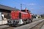 """MaK 1000874 - St&H """"V 20 012"""" 07.10.2007 - EferdingWerner Schwan"""