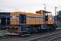 "MaK 1000875 - VKP ""V 155"" 18.09.1994 - Kiel, BahnbetriebswerkTomke Scheel"