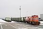 """MaK 1000875 - VKP """"V 155"""" 28.02.2006 - Kiel, OstuferhafenTomke Scheel"""