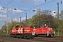 "MaK 1000882 - RheinCargo ""DE 81"" 27.03.2014 - Köln, Bahnhof WestWerner Schwan"