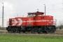 """MaK 1000887 - HGK """"DE 86"""" 25.01.2007 - Dormagen-NievenheimKarl Arne Richter"""