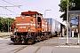 "MaK 1000887 - RheinCargo ""DE 86"" 23.07.2014 - Köln-Niehl, Anschluss Fordwerke OstMichael Vogel"