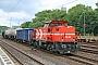 "MaK 1000887 - RheinCargo ""DE 86"" 30.07.2015 - Köln, Bahnhof WestWolfgang Mauser"