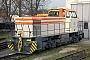 """MaK 1000893 - SKW Piesteritz """"1"""" 02.12.2006 - Moers, Vossloh Locomotives GmbH, Service-ZentrumPatrick Böttger"""