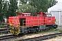 """MaK 1000893 - Vossloh """"3"""" 07.08.2006 - Moers, Vossloh Locomotives GmbH, Service-ZentrumGunnar Meisner"""