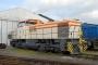 """MaK 1000893 - SKW Piesteritz """"1"""" 29.11.2006 - Moers, Vossloh Locomotives GmbH, Service-ZentrumRolf Alberts"""