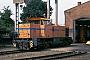 "MaK 1000895 - TWE ""V 156"" 30.07.1997 - Lengerich, TWE BahnbetriebswerkWillem Eggers"