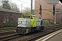 "MaK 1000896 - TWE ""V 157"" 15.11.2012 - Hamburg-HarburgNahne Johannsen"