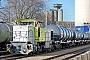 "MaK 1000896 - TWE ""V 157"" 02.02.2014 - Hamburg, Bahnhof Hohe SchaarAndreas Kriegisch"