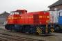 "MaK 1000897 - NE ""XII"" 29.02.2008 - Moers, Vossloh Locomotives GmbH, Service-ZentrumRolf Alberts"