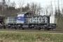 "MaK 1200003 - Railpro ""6403"" 23.02.2008 - OisterwijkAd Boer"