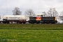 "MaK 1200007 - Railion ""6407"" 25.04.2008 - StaphorstFokko van der Laan"