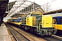 """MaK 1200007 - NS """"6407"""" 13.05.1991 - ZwolleHenk Hartsuiker"""