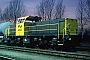 "MaK 1200008 - NS ""6408"" __.__.1988 - Kiel-MeimersdorfTomke Scheel"