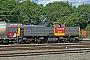 """MaK 1200011 - DB Schenker """"6411"""" 08.06.2012 - SittardWerner Schwan"""