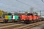 """MaK 1200011 - DB Cargo """"6411"""" 03.10.2018 - SittardWerner Schwan"""