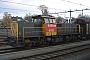 "MaK 1200012 - Railion ""6412"" 15.11.2007 - MaastrichtBurkhard Sanner"