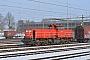 """MaK 1200012 - DB Cargo """"6412"""" 03.03.2018 - SittardWerner Schwan"""