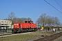 """MaK 1200013 - DB Schenker """"6413"""" 13.03.2016 - Geleen-LutteradeWerner Schwan"""