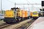"MaK 1200014 - NS ""6414"" 13.04.1992 - LeeuwardenHenk Hartsuiker"