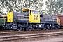 "MaK 1200016 - NS ""6416"" 07.06.1989 - Kiel-MeimersdorfTomke Scheel"