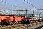 """MaK 1200016 - DB Cargo """"6416"""" 03.10.2018 - SittardWerner Schwan"""